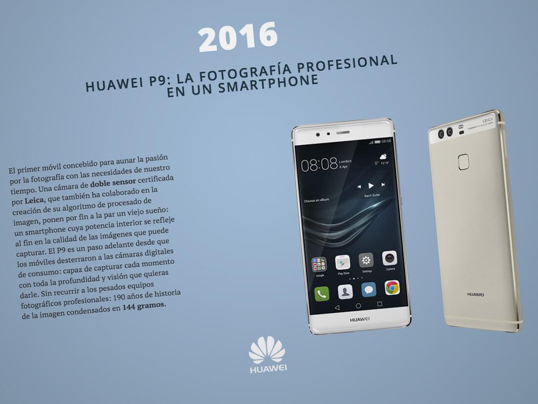 Especial Huawei en GQ