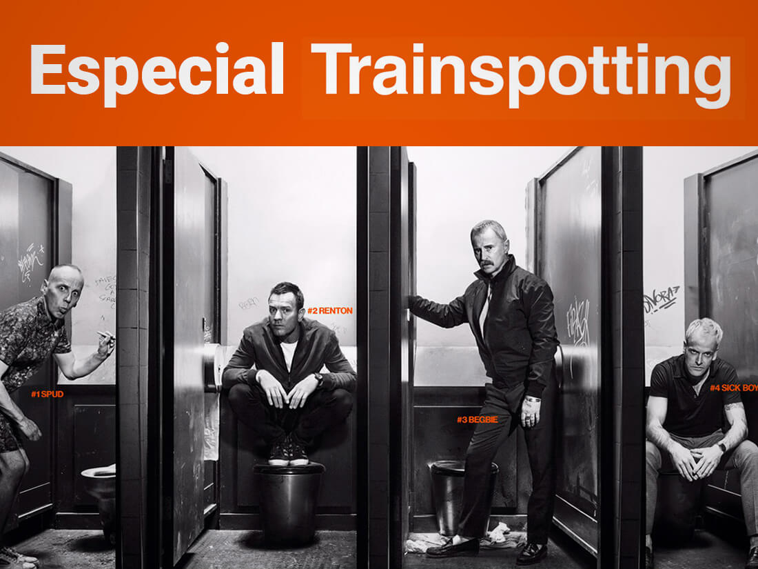 Especial Trainspotting en GQ